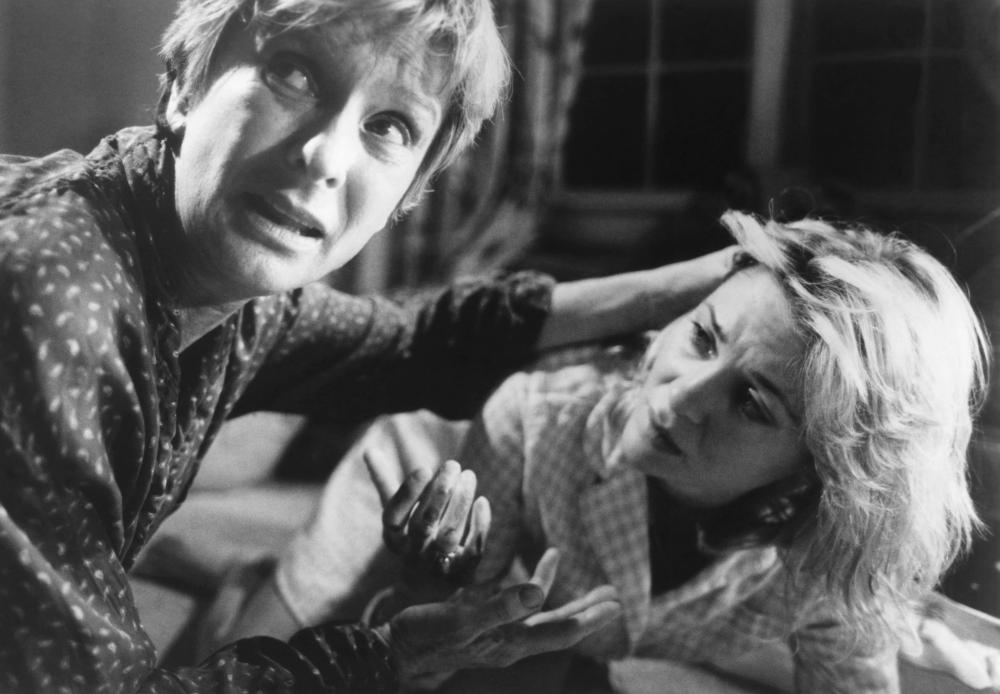 SHADOW PLAY, Cloris Leachman, Dee Wallace, 1986, (c)New World Pictures