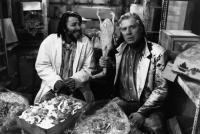 SHORT CIRCUIT 2, Fisher Stevens, Michael McKean, 1988, (c)TriStar Pictures
