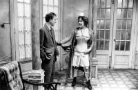 SHADOWS AND FOG, Woody Allen, Kathy Bates, 1992