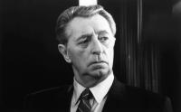 SCROOGED, Robert Mitchum, 1988, (c)Paramount