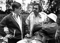SCARFACE, Producer Martin Bregman, Executive Producer Louis A. Stroller, Director Brian De Palma, 1983. (c) Universal Pictures.