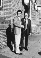 RELENTLESS, Leo Rossi, Robert Loggia, 1989, (c)New Line Cinema