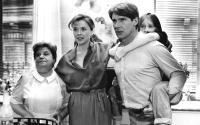 REGARDING HENRY, Aida Linares, Annette Bening, Harrison Ford, Mikki Allen, 1991, (c)Paramount Pictures
