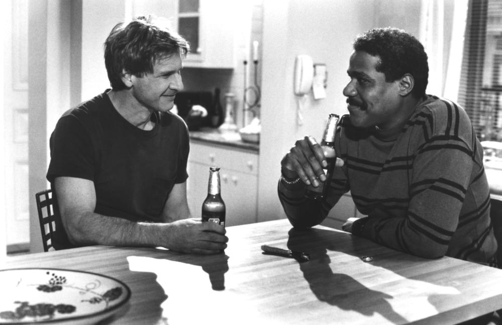 REGARDING HENRY, Harrison Ford, Bill Nunn, 1991, (c)Paramount