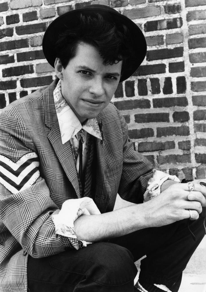 PRETTY IN PINK, Jon Cryer, 1986, (c) Paramount