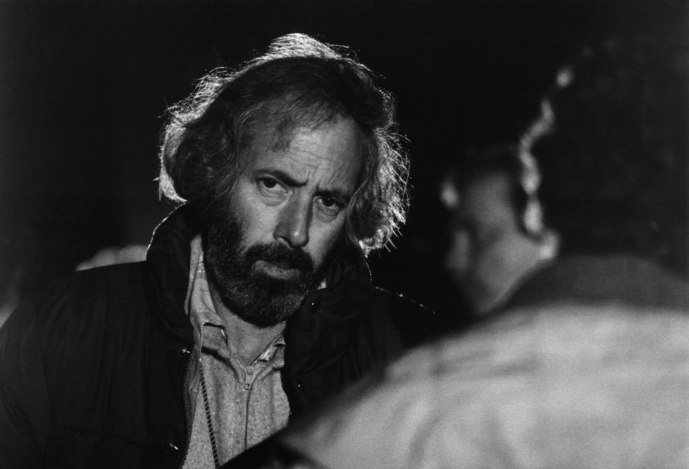 PERSONAL BEST, writer/director Robert Towne on set, 1982, (c) Warner Brothers