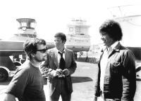 PARALLAX VIEW, THE, William Daniels, William Jordan, Warren Beatty, 1974