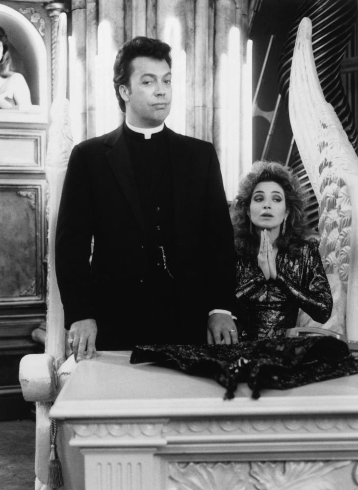 PASS THE AMMO, Tim Curry, Annie Potts, 1988, (c)New Century Vista Film Company