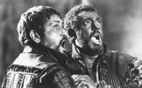 OTELLO, Justino Diaz, Placido Domingo, 1986, (c)Cannon Films