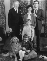 ONE MAGIC CHRISTMAS, Arthur Hill, Mary Steenburgen, Gary Basaraba, Robbie Magwood, Elizabeth Harnois, 1985, (c)Buena Vista Pictures