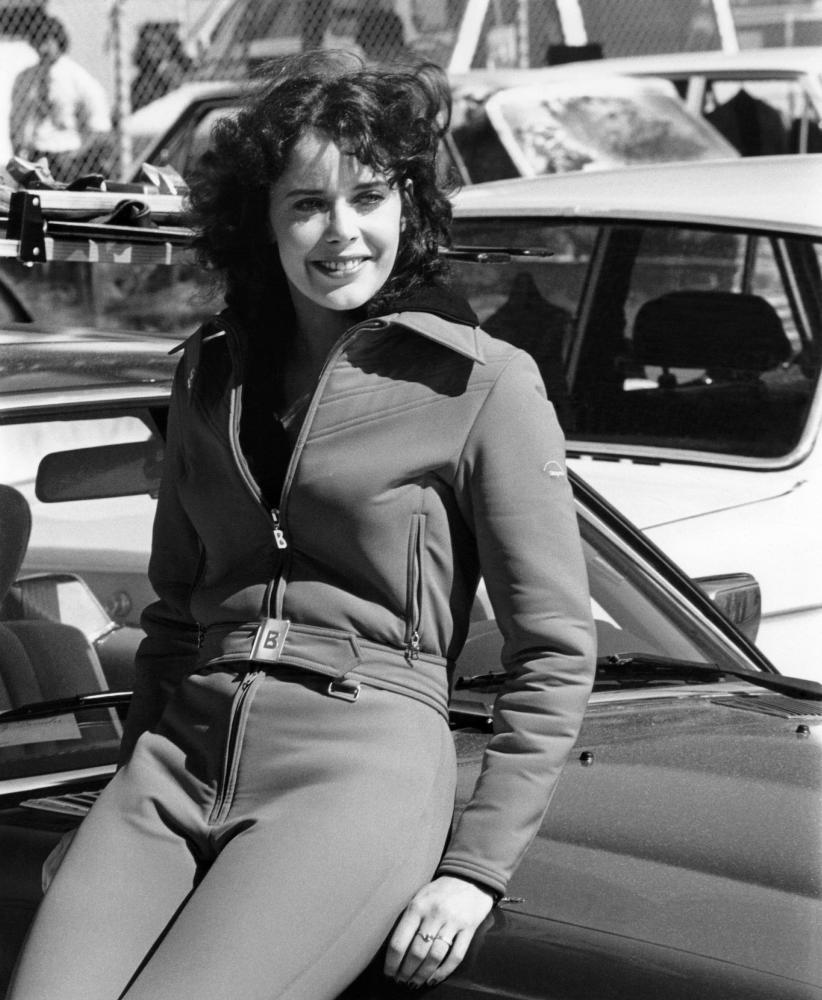THE NUDE BOMB, Sylvia Kristel, 1980. ©20th Century-Fox Film Corporation, TM & Copyright /