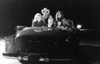 NIGHT OF THE COMET, Kelli Maroney, Robert Beltran, Chance Boyer, Catherine Mary Stewart, Jannice Kawaye, 1984, TM and Copyright (c) 20th Century-Fox Film Corp.  All Rights Reserved