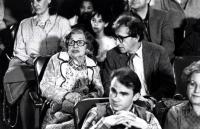 NEW YORK STORIES, Mae Questel, Woody Allen, 1989