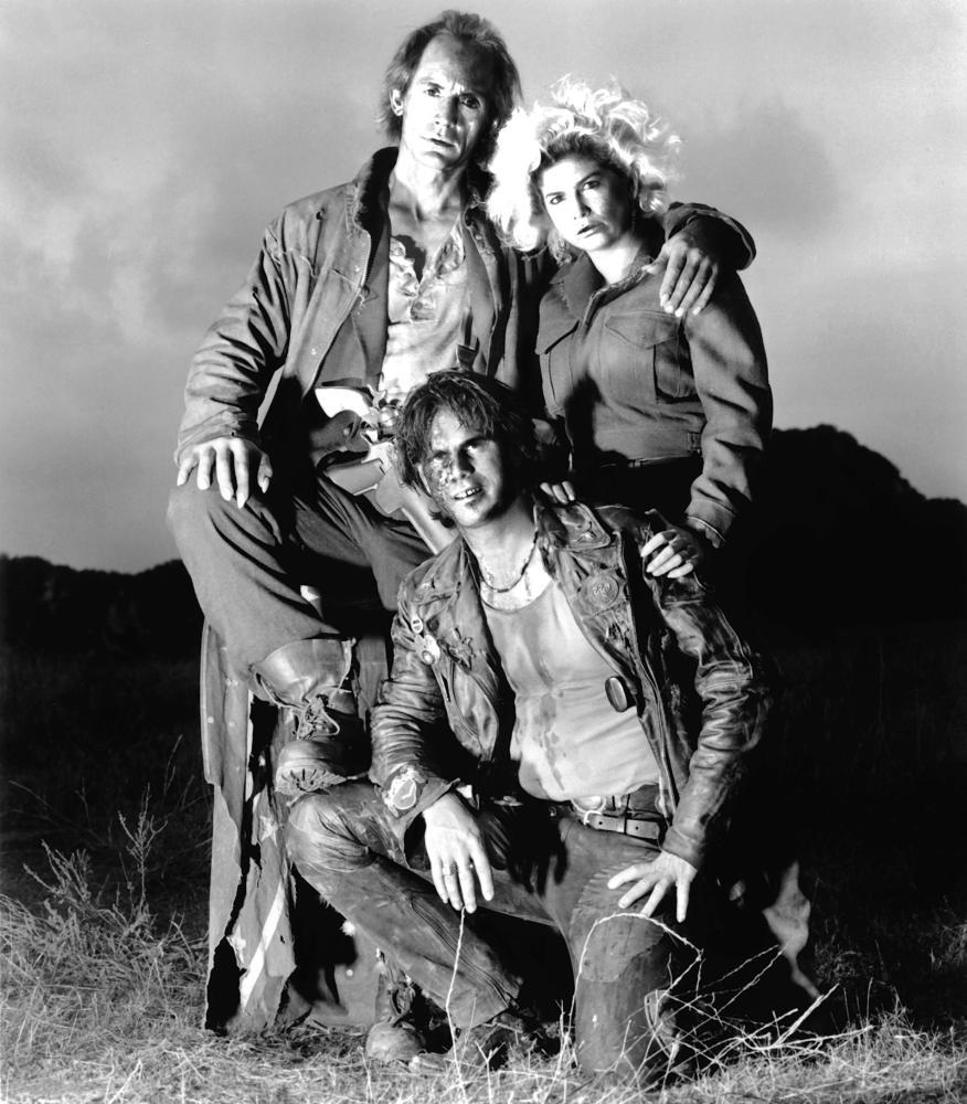 NEAR DARK, Lance Henriksen, Jenette Goldstein, Bill Paxton, 1987