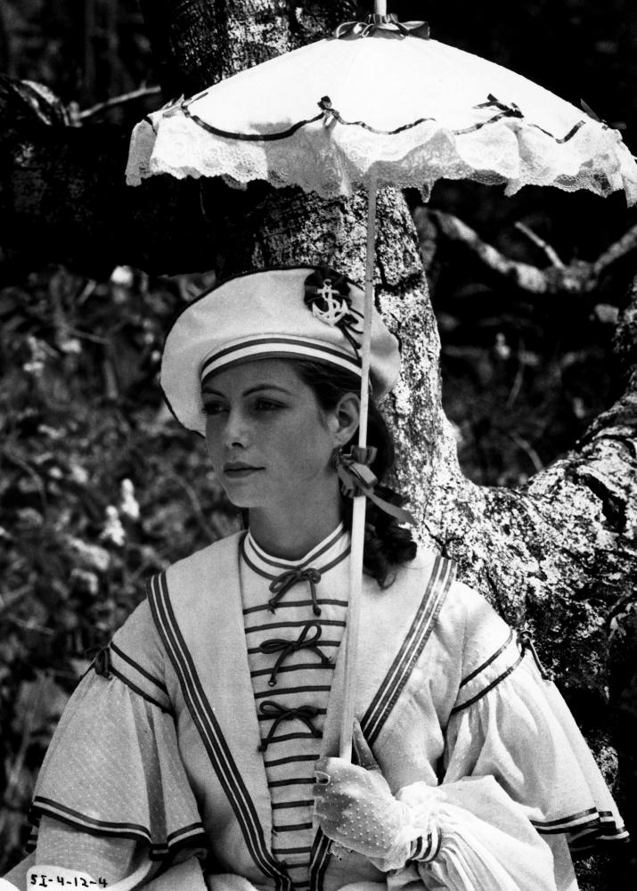 NATE AND HAYES, Jenny Seagrove, 1983, (c)Paramount