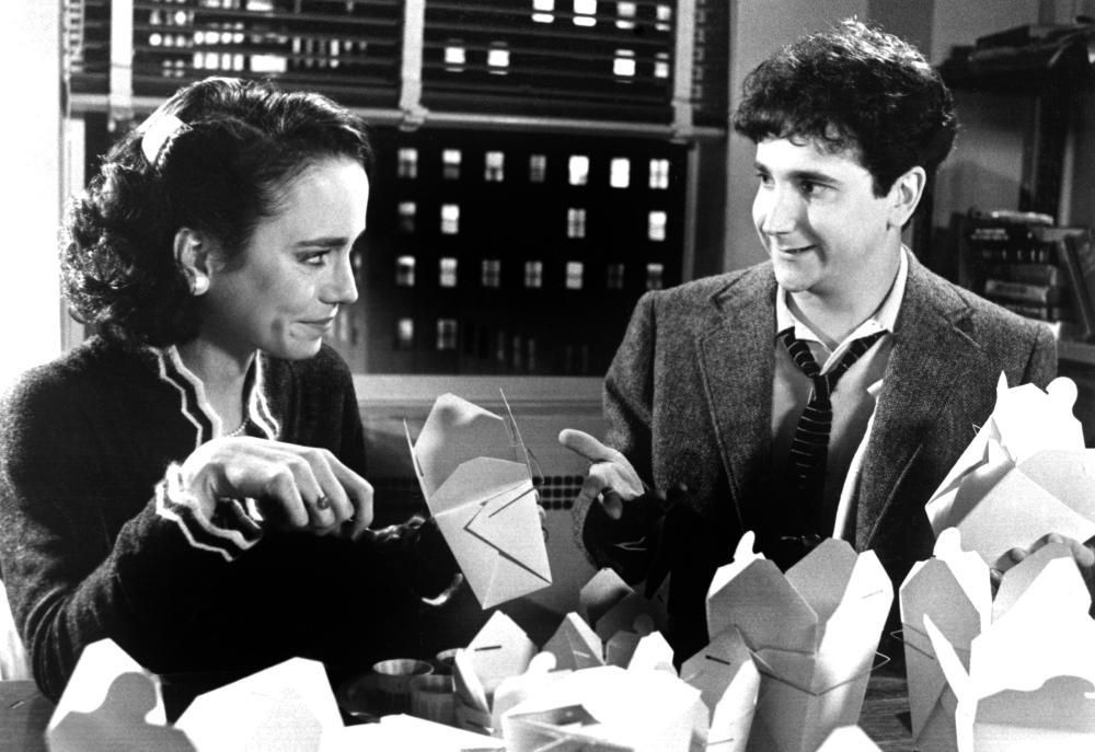 MY FAVORITE YEAR, Jessica Harper, Mark Linn-Baker, 1982