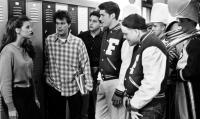MY BOYFRIEND'S BACK, Traci Lind, Andrew Lowery, Matthew Fox, Philip Seymour Hoffman, (c) 1993. (c) Buena Vista Pictures.