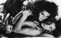 MY BEST FRIEND IS A VAMPIRE, Cecilia Peck, Robert Sean Leonard, 1988, (c)Kings Road Entertainment