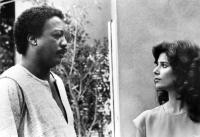 MIKE'S MURDER, Paul Winfield, Debra Winger, 1984. ©Warner Bros.