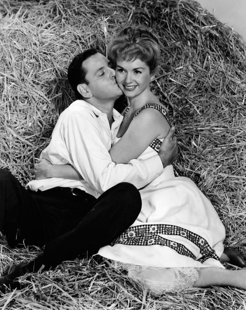 THE MATING GAME, Tony Randall, Debbie Reynolds, 1959