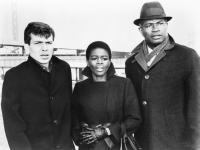 A MAN CALLED ADAM, Frank Sinatra Jr., Cicely Tyson, Ossie Davis, 1966