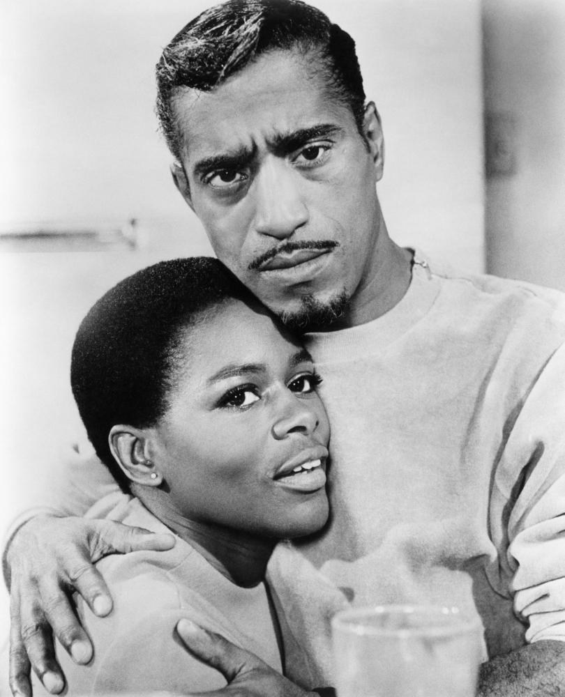 A MAN CALLED ADAM, Cicely Tyson, Sammy Davis Jr., 1966
