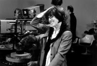 LUCKY NUMBERS, director Nora Ephron on set, 2000, © Paramount