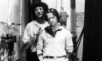LOVE SONGS, director Elie Chouraqui, Christopher Lambert on set, 1984, (c)International Spectrafilm