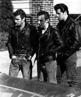 THE LORDS OF FLATBUSH, Henry Winkler, Paul Mace, Sylvester Stallone, Paul Mace, 1974.