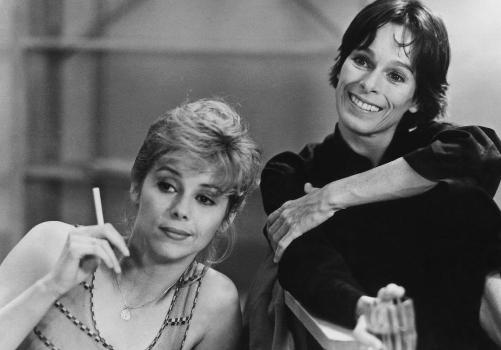 LIFE IS A BED OF ROSES, (aka LA VIE EST UN ROMAN), Sabine Azema, Geraldine Chaplin, 1983. ©International Spectrafilm