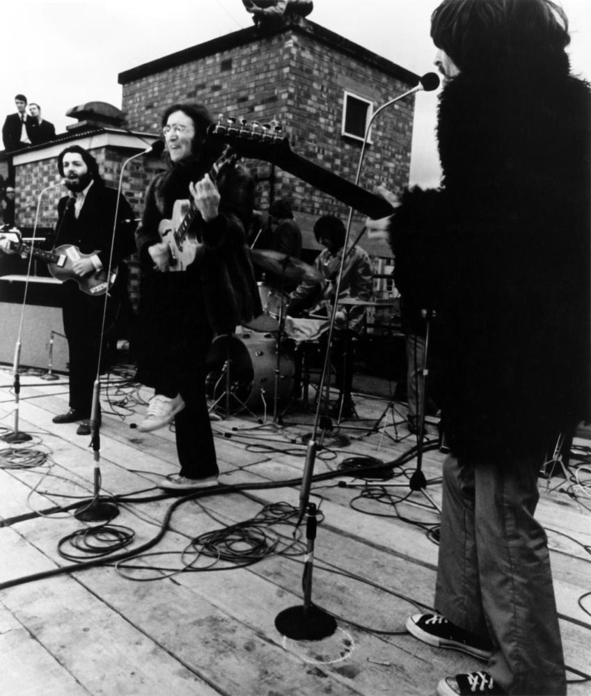 LET IT BE The Beatles Paul McCartney John Lennon Ringo Starr
