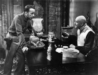 THE LEFT HAND OF GOD, Humphrey Bogart, Lee J. Cobb, 1955, TM and Copyright © 20th Century Fox Film Corp. All rights reserved,