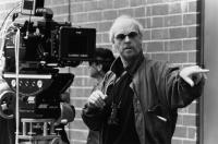 L.A. STORY, director Mick Jackson, on location, 1991, ©TriStar Pictures /
