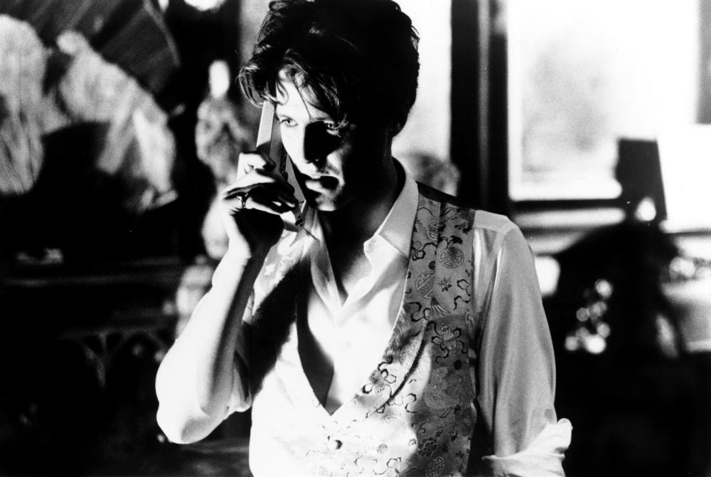 THE LAIR OF THE WHITE WORM, Hugh Grant, 1988
