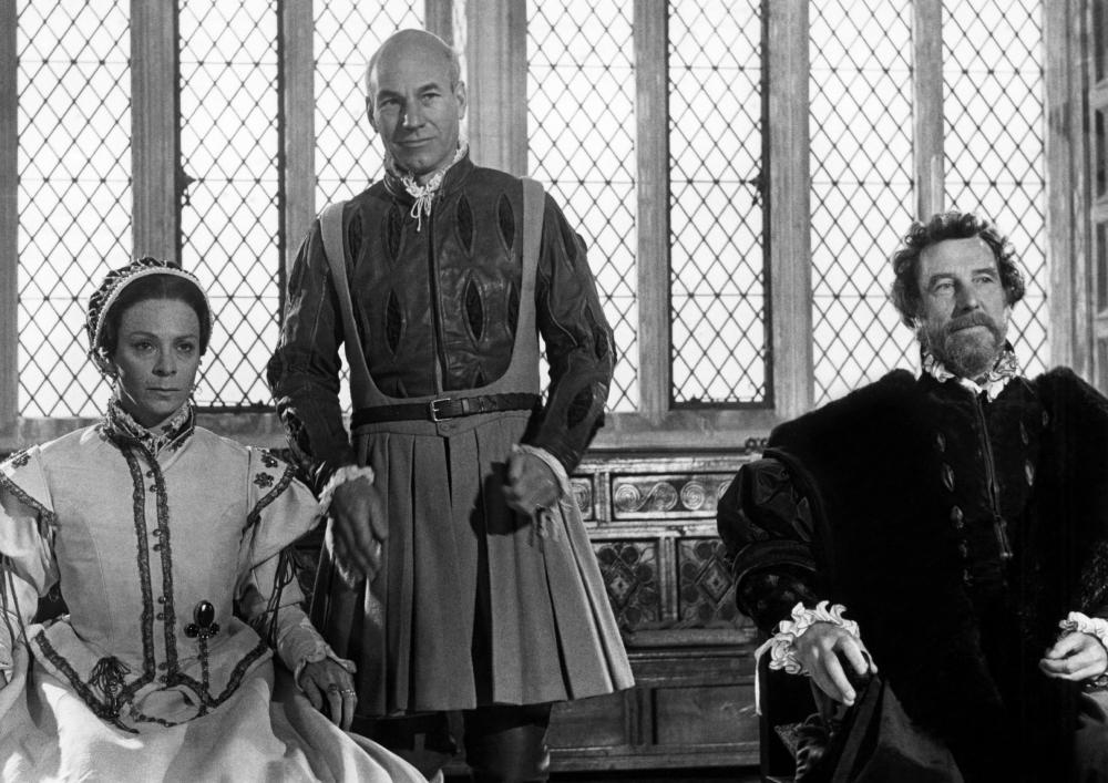 LADY JANE, Sara Kestelman, Patrick Stewart, John Wood, 1986. ©Paramount