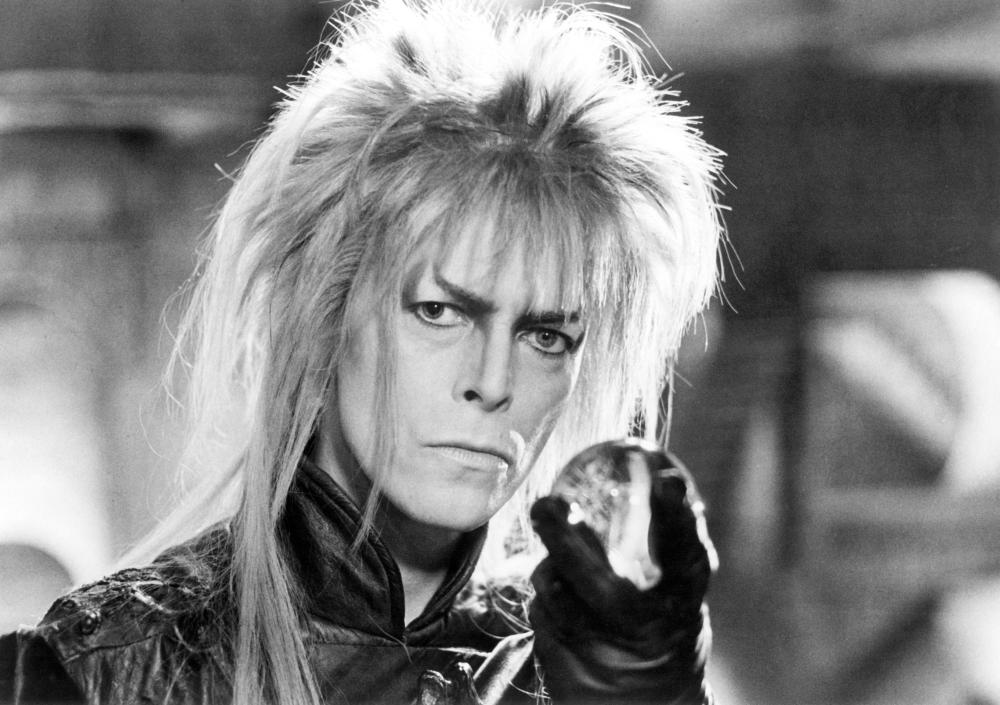 LABYRINTH, David Bowie, 1986. (c)Tri-Star Pictures.