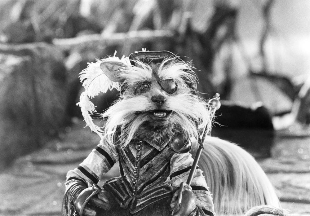 LABYRINTH, Sir Didymus, 1986, (c)TriStar Pictures