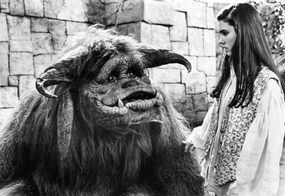 LABYRINTH, Ludo, Jennifer Connelly, 1986, (c)TriStar Pictures
