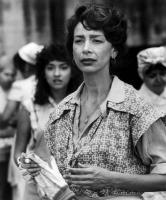 LA BAMBA, Elizabeth Pena (background), Rosanna De Soto, 1987, (c)Columbia Pictures