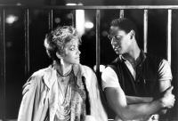 KRUSH GROOVE, Sheila E, Blair Underwood, 1985. (c) Warner Bros..