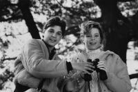 THE KARATE KID PART III, Ralph Macchio, Robyn Lively, 1989, (c)Columbia Pictures