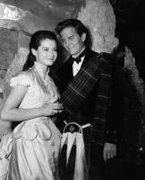 JOURNEY TO THE CENTER OF THE EARTH, Diane Baker, Pat Boone, 1959, TM and Copyright ©20th Century-Fox Film Corp.  All Rights Reserved