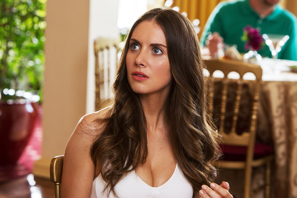 GET HARD, Alison Brie, 2015. ph: Patti Perret/©Warner Bros. Pictures