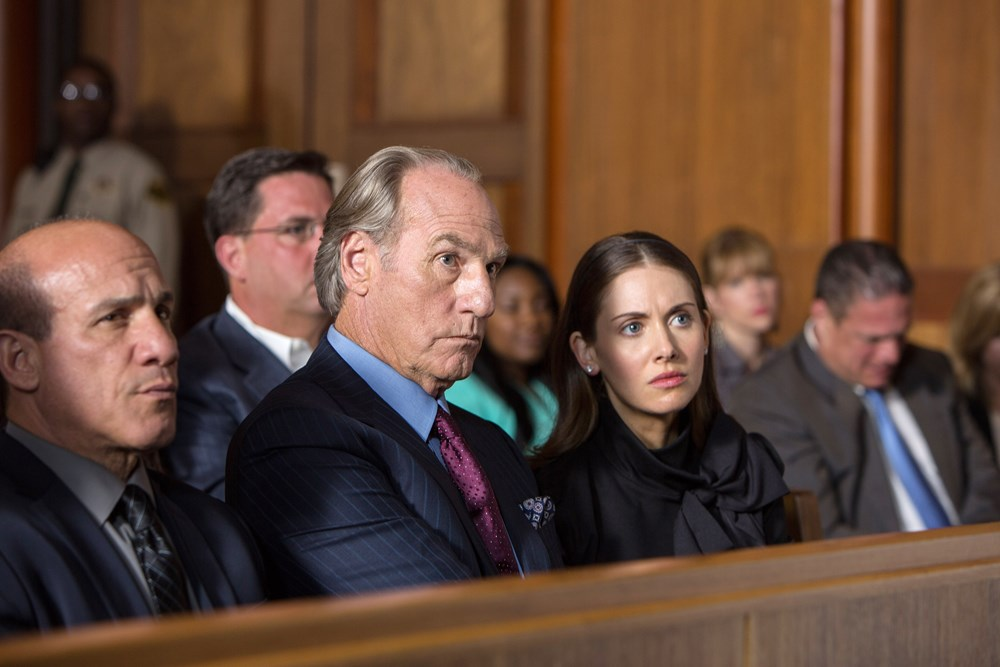 GET HARD, from left: Paul Ben-Victor, Craig T. Nelson, Alison Brie, 2015. ph: Patti Perret/©Warner Bros. Pictures