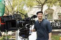 GET HARD, director Etan Cohen, on set, 2015. ph: Patti Perret/©Warner Bros. Pictures