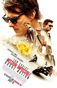 Mission: Impossible Rogue Nation Cineplex Premiere Event