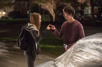 PAPER TOWNS, l-r: Cara Delevingne, Nat Wolff, 2015. ph: Michael Tackett/TM and Copyright ©20th Century Fox Film Corp. All rights reserved.