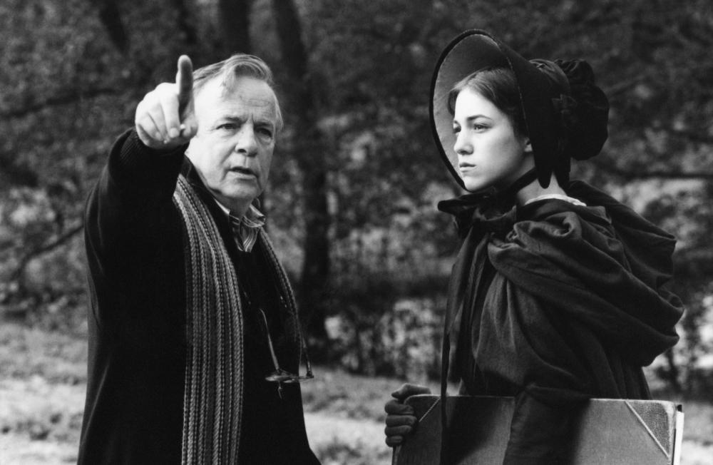 JANE EYRE, director Franco Zeffirelli, Charlotte Gainsbourg, 1996, (c)Miramax