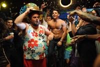 STATEN ISLAND SUMMER, Bobby Moynihan (left), John DeLuca (shirt off), 2015. ph: Sarah Shatz/©Paramount Pictures