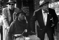 INSIDE MOVES, Bert Remsen, Bill Henderson, Harold Russell, 1980, (c) Associated Film Distribution